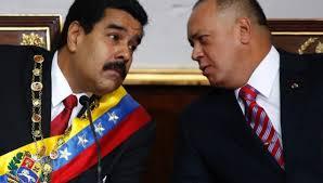 Nicolás Maduro y Diosdado Cabello. Foto: telesurtv.net