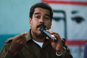 Nicolás Maduro.  Foto: minci.gob.ve