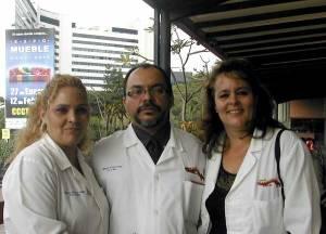 Médicos cubanos en Venezulea. Foto: miozotis-fabelo
