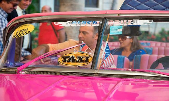 El turismo estadounidense ha crecido pero aún está a menos del 10% de su potencial debido a la ley que prohíbe visitar Cuba en calidad de turista. Foto: Raquel Pérez Díaz