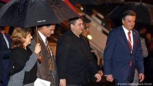 El vicecanciller y ministro de Economía alemán, Sigmar Gabriel, llegó el miércles a Cuba. Foto: dpa