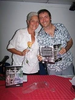 Los autores del libro.