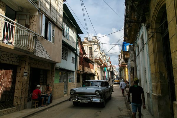 Barrios Los Sitios. Foto: Juan Suárez