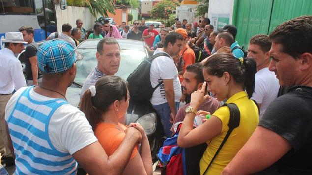 En Puerto-Obaldia. foto: www.telemetro.com