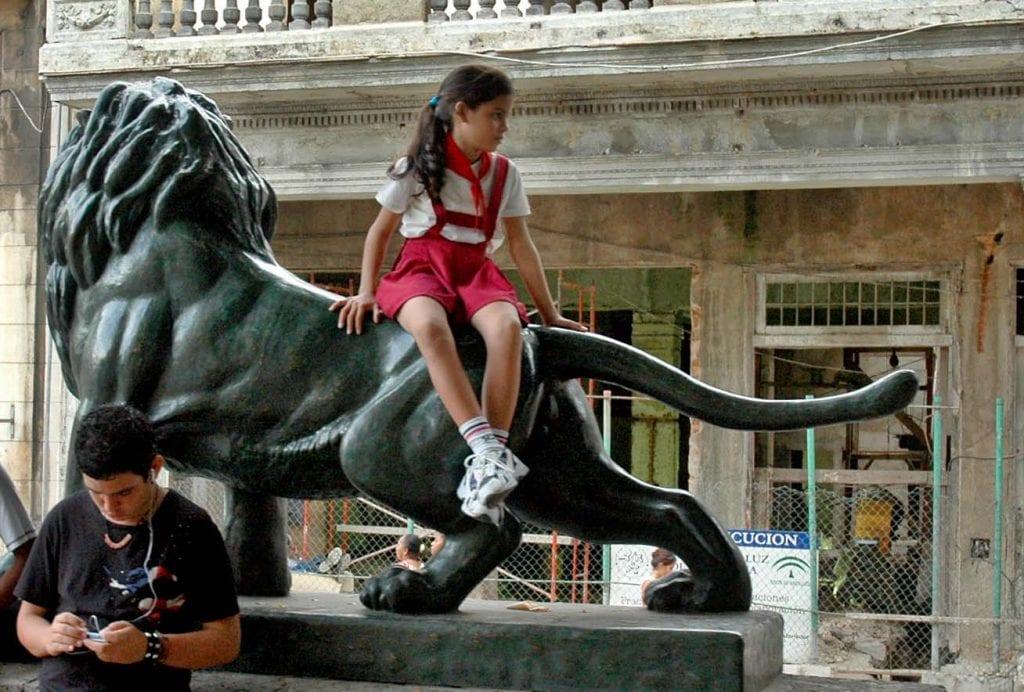El Prado de La Habana. Foto: Caridad