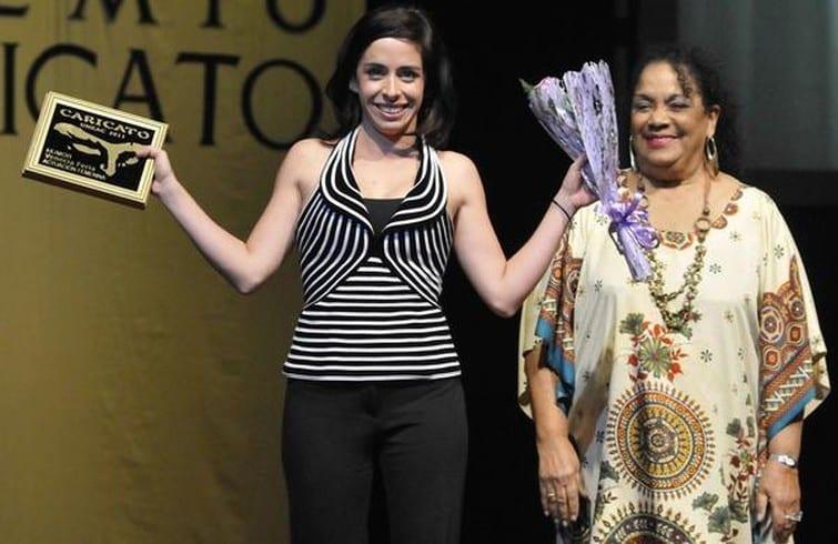 Venecia Feria Borja Premio Caricato-humor.