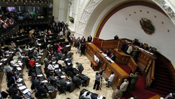 La Asamblea Nacional de Venezuela. Foto: AVN