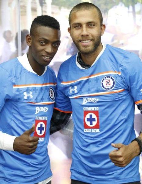 Maykel Reyes y Abel Martínez