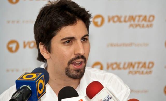 El diputado venezolano Freddy Guevara.  Foto: notitotal.com
