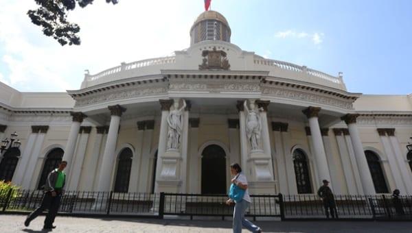 Se presentan una ley de amnestia en Venezuela.  Foto: AVN