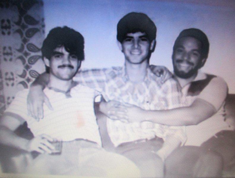 Pepe, Fernan y Jorgito