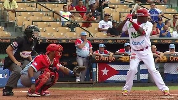 El equipo de México jugó mejor y derrotó a Cuba 7-2 para ir al final de la Serie del Caribe contra Venezuela.
