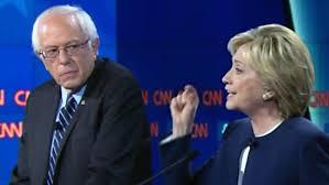 Bernie Sanders y Hillary Clinton.  Foto: cbc.ca