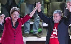Dilma y Lula. foto/archivo: telesurtv.net