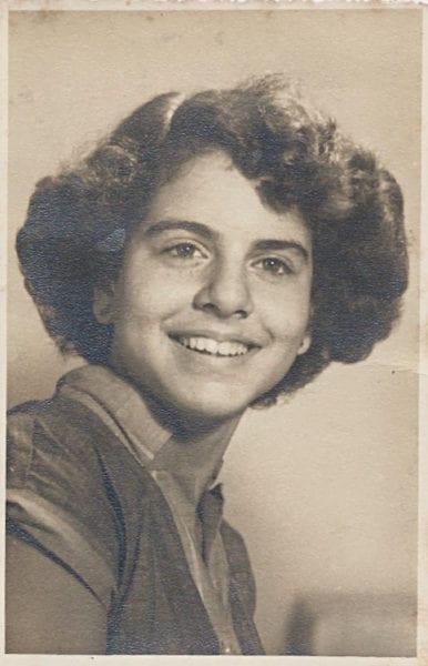 Oliva en La Habana en 1952.