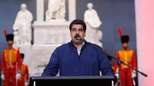 Nicolas Maduro.  Foto: telesurtv.net