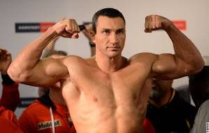 Wladimir Klitschko. Foto: notifight.com