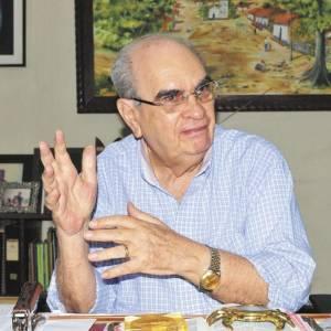 Fabio Gadea Mantilla.Director de Radio Corporacion. Foto: LA PRENSA/Maynor Valenzuela