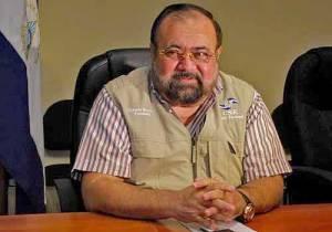Roberto Rivas, el presidente del Consejo Supremo Electoral. Foto: lavozdelsandinismo.com