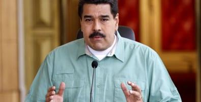 Nicolas Maduro.  Foto: AVN