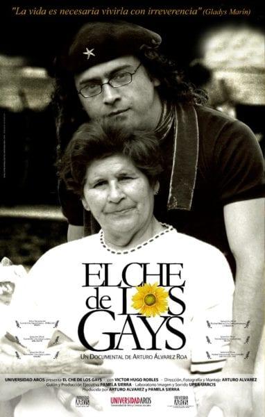Afiche Documental El Che de los Gays