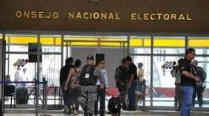 El Consejo Nacional Electoral de Venezuela.  Foto: el-nacional.com