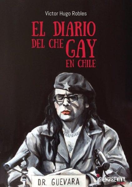 Portada El Diario del Che Gay