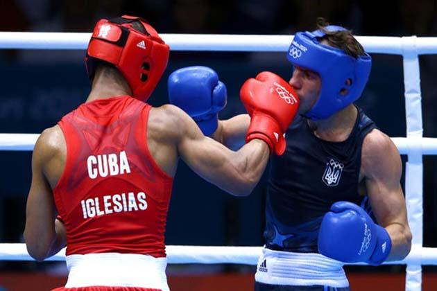 Cuba-Boxeo
