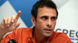 Henrique Capriles.  Foto: talcualdigital.com