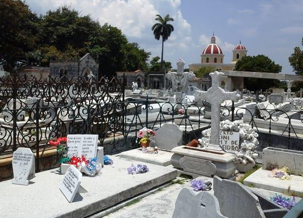 La tumba de Yarini hoy en día.