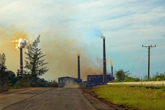 Minas de níquel en Moa. Foto: tripadviser.es