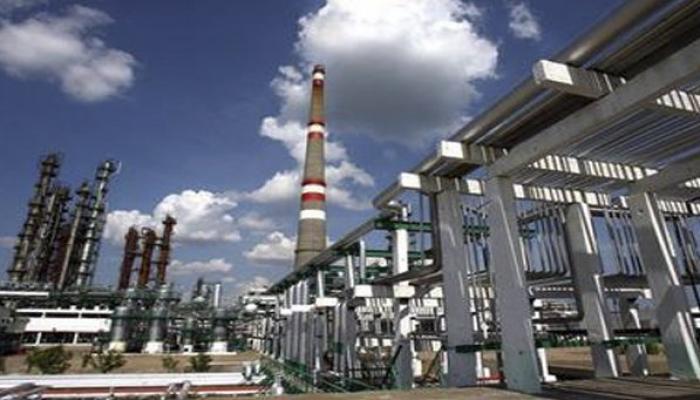 La refinería de Cienfuegos. Foto: radiohc.cu