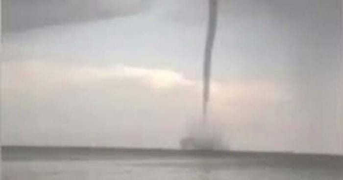 La tormenta del sábado 3 de julio.  Foto: cubadebate.cu