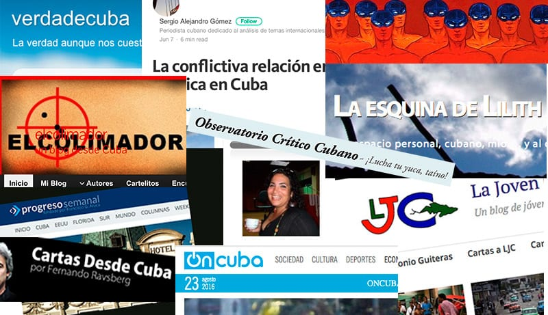 Temen que seamos periodistas diferentes, creando un periodismo responsable, serio, veraz, oportuno, atractivo, crítico y elogioso a la vez. Hecho desde y para Cuba, por jóvenes cubanos.