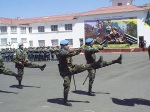 La Escuela Militar Antiimperialista de Bolivia contará con instructores de Cuba, Ecuador y Venezuelal  foto: infodefensa.com