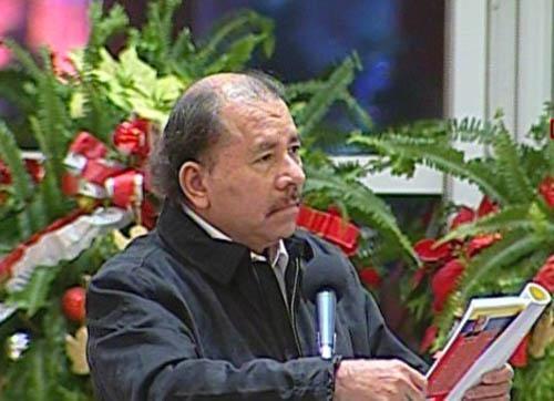 Daniel Ortega.  Foto: telesurtv.net