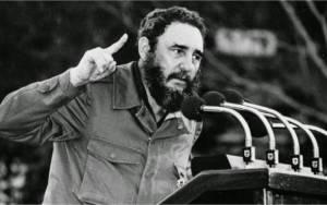 Fidel Castro. Foto: cubadebate.cu