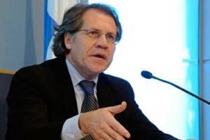 Luis Almagro.  Foto: efectococuyo.com