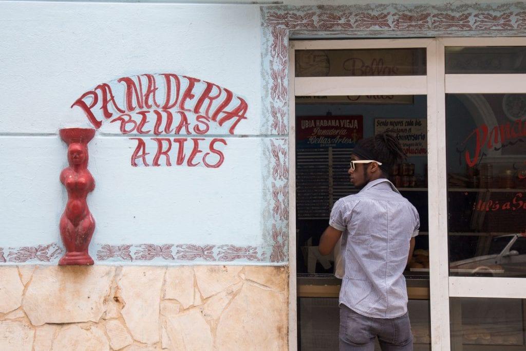 PANADERIA. Foto: Juan Suárez