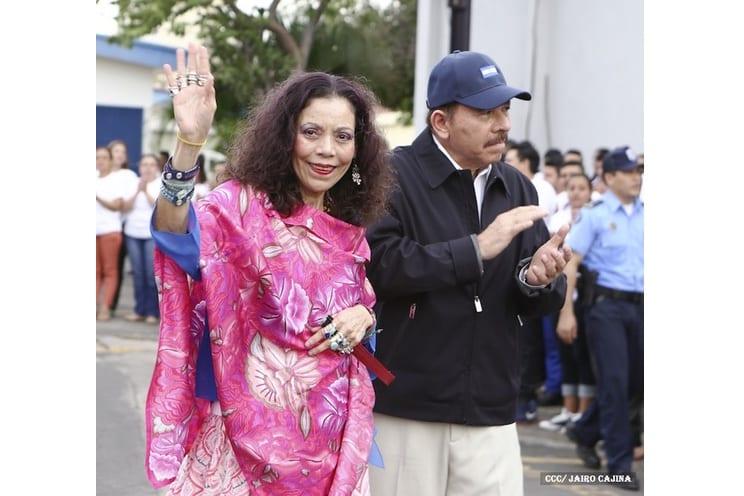 Rosario Murillo, esposa de Daniel Ortega será la nueva vicepresidenta de Nicaragua.
