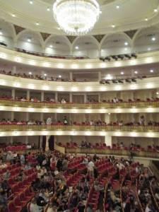 El Gran Teatro de La Habana.