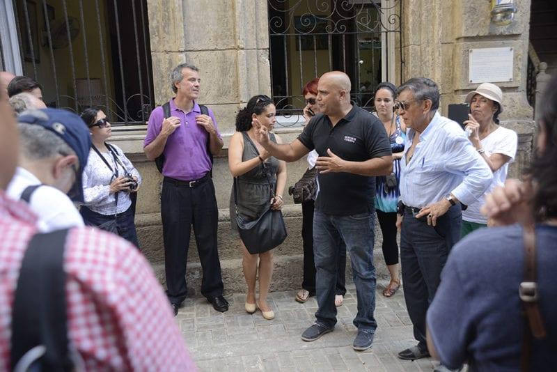 XIV Encuentro Internacional sobre Manejo y Gestión de Centros Históricos. Foto: segundocabo.ohc.cu
