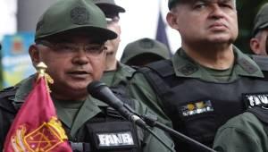 Néstor Reverol es el nuevo ministro de Relaciones Interiores, Justicia y Paz.   Foto: AVN