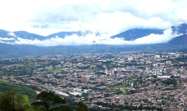 San Cristobal, Táchira, Venezuela.  Foto: www.pac.com.ve