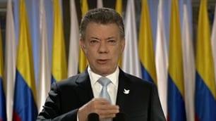 Juan Manuel Santos.  Foto: telesurtv.net