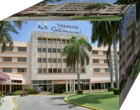 El Hotel Internacional dde Varadero. Foto: largartoverde.com