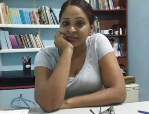 Laritza Diversent, directora de Cubalex. Foto/archivo: diariolasamericas.com