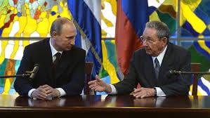Vladimir Putín y Raúl Castro. Foto: Presidentes Putin y Castro. Foto/archvo: aporrea.org
