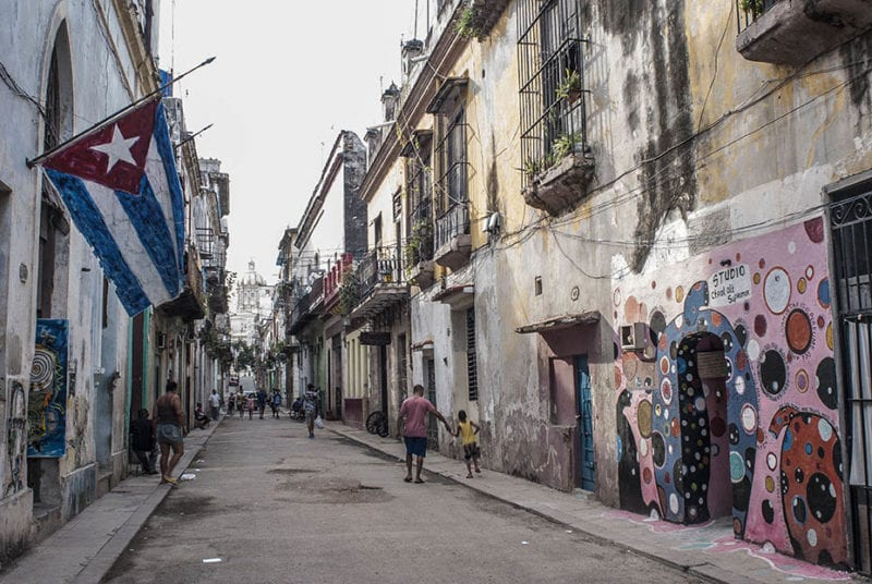 La Habana Vieja. Foto: Caridad