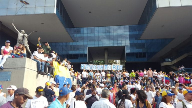 El Parque Cristal. Foto: lapatilla.com